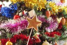 NAVIDAD / La inspiración navideña, lo acogedor, las cosas calentitas, lo hecho a mano con cariño