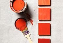 Paint Tips / Add a bit of your own personality.  Here are a few tips to get you started to make your new house - home!