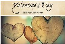 For Valentine's Day! / card and gift ideas for the big day ;-) <3
