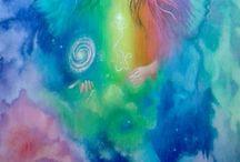 Kashart my paintings / angels