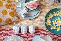 MENAJE DE COCINA / La vajilla #handmade más bonita y cálida. Un toque especial a diario.
