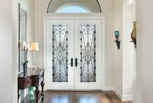 method Inspirational Entryways / by Polly Klidaras