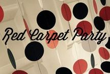 Red & Black Oscar Party