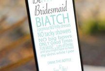 Bachelorette & Bridesmaids / by Taylor