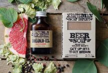 Craft Beer | Gifts for Him / What do you get a craft beer lovin dude, who already has a shit ton of beer? Here are some ideas...