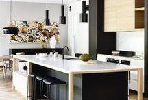 COCINAS / Las cocinas más 100to14. Uno de los espacios donde más podemos disfrutar y emocionarnos cocinando en buena compañía