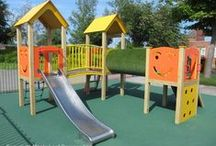 Play Towers / A range of play towers designed and built by Maple Leaf Designs Ltd.