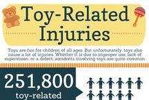Child Safety / Learn how to prevent the risk of injuries to your children.