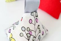 Quick Sewing Projects / Quick and easy sewing projects for a little fun between sewing garments.