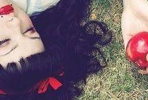 • a e s | snow white •