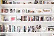 • h o m e | bookshelves •