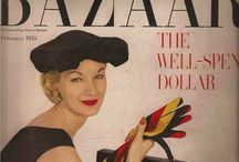 Sunny Harnett - Vintage Fashion / Collection of photo of high-fashion model of the 1950's & 1960's, Sunny Harnett  / by Bettye Warner