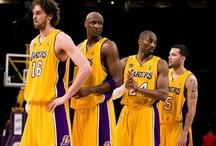 Lakers / by NiJah Callwood