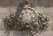 Architecture: Interesting Elements & Embellishments / by Charmaine Zoe