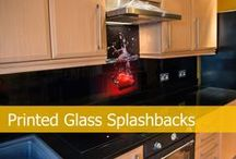 Premium Printed Splashbacks / The Highest Resolution Art Images. Crisp and Rich Colours. Printed on Toughened Glass. Suitable for Kitchen Splashback Applications or Wall Art. We design, manufacture and fit custom made non-scratch, ice-cracked glass kitchen and bathroom splashbacks. For more please visit our website www.creoglass.co.uk.