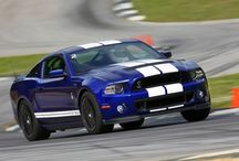 Ride The Pony (Ford Mustang) / Mustang Always Has Been And Always Will Be The Best Muscle Car / by Jaden Davis