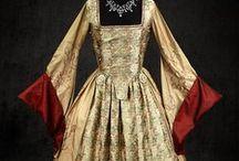 Costume: Tudorbethan, Renaissance & Medieval / by Charmaine Zoe