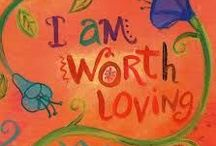 Louise Hay's Love Filled Affirmations / They have the power to change your life!