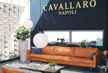 Cavallaro Napoli HQ / Take a look inside our inspiring Headquarters