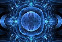Art: Digital, Abstract & Geometric / Fractals, kaleidoscopes etc / by Charmaine Zoe