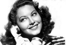 Film & TV: Vintage Film Stars / by Charmaine Zoe