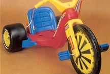 Toys from the 1970's & 1980's. / Mostly toys my kids had! / by Bettye Warner