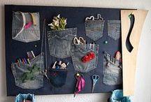 Tutoriales varios (costura) / Tutoriales de cosillas para coser a máquina, excluyendo ropa (gratuitos)