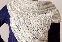 Crochet ropa y accesorios