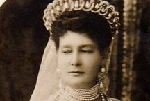 """Royalty & the Aristocracy in Black & White / Photographs of British, European and other Royalty and aristocratic families from between the mid 19th and 20th centuries. The odd colourised photo does tend to sneak in here, but only because these tend to be from earlier periods than those on the """"Royalty & the Aristocracy in Colour"""" board, which by & large are more modern photographs, dating from the mid 20th Century to the present period. / by Charmaine Zoe"""