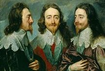 History: England: Charles I & the Civil War / by Charmaine Zoe