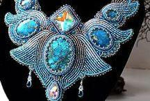 Jewelry: Beadwork / by Charmaine Zoe