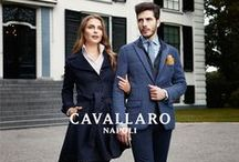 Fall/Winter Collection '14 / Fall Winter 2014 Campaign of Cavallaro Napoli
