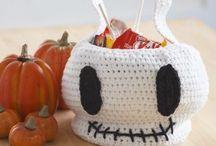 Halloween Crochet / Patrones gratuitos pattern free