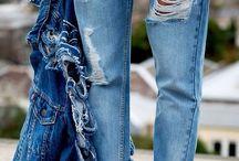 Denim love / Jeans style