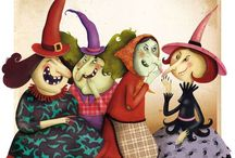 Witches & Evil Queens
