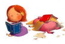 Poly Bernatene ~ Children's Illustrator