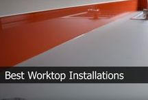 Best Kitchen Worktop Installations / Anti Scratch Glass is an innovative and revolutionary glass type to prevent small or deep scratches caused by ordinary kitchen items available in any colour to compliment or contrast your kitchen. View the collection of our favourite videos.