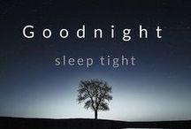 Good Night / Good Night