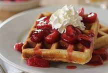 ❤️ Mmmm, Waffles! ❤️ / Yummy waffles! Just follow me or this board to get an invite. Didn't get one? Just shoot me a message and I'll invite you. Please pin only waffle recipes or waffle-related things. Other types of pins might get deleted. Nothing personal, just trying to maintain a theme. NO PIN LIMITS! Invite your friends! Happy pinning :) www.mmmwaffles.ca