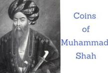 Coins of Muhammad Shah / Decription about the coins used during the Muhammad Shah Rulership
