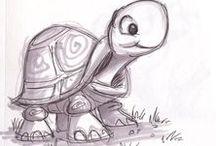 Ilustration - Sketch