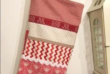 Julestrømper / Christmas Stockings