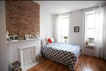 Decorating in Philadelphia / Apartment and home decor ideas.