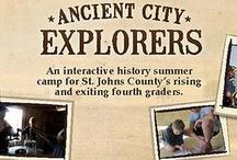 Summer Camps/Fun Activities / Summer camps & fun activities for children in NE Florida.