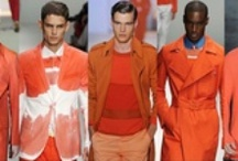 Men's Fashion Trends S/S 2014 / The latest trends in men's fashion that inspire our newest fragrance creations.