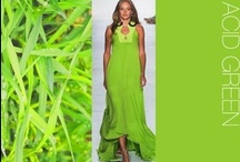 Women's Fashion Trends S/S 2014 / The latest trends in women's fashion that inspire our newest fragrance creations.