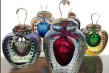 Inspirational Perfume Bottle Designs / A selection of the most interesting bottle designs for fine fragrances.