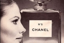 Retro Fragrance Posters / Take a look back at vintage posters and ad campaigns for fine fragrances.