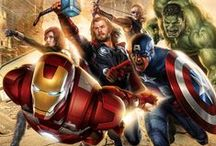 Avengers assemble  / by Emily Columb