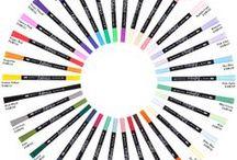 Les encres et stylos Chérie M